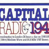 Capital Radio: August 1977: Various: Roger Scott, Dave Cash, Tommy Vance