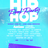 Ivy Hip-Hop Pool Party - June 10 -2018