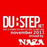 Dubstep.net : November 2011 mixed by NAZA