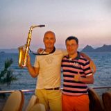 Syntheticsax & Dj Sandr - Sail & Fun Trophy (live mix in Greece 2014)