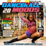 Unity Sound - Dancehall Mood 20 - Freestyle Suave Mix 2017