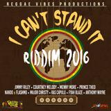 Volcanik Mix I Can't Stand It Riddim by Selekta Livity