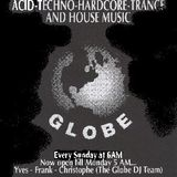 DJ Tofke & Yves De Ruyter at Globe (Stabroek - Belgium) - 1992