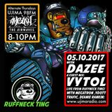 The Ruffneck Ting Takeover with Dazee and guest mix Vytol Live From Ruffneck Ting 05 10 2017