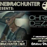 SanedracHunter Presents w/ Chris Dezz