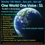 One World One Voice 51