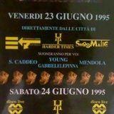 Sas Covas 23 06 1995 Francesco Farfa Tony Bruno-HARDER TIMES