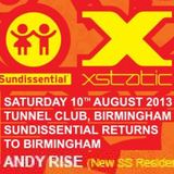Andy Rise - Sundissential Residents Mix Summer 2013