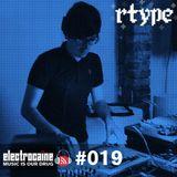 rtype electrocaine mix // september 2010