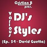 Various DJ's - Various Styles (Ep. 054)