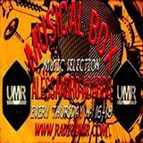 Musical Box on UMR WebRadio  ||  Antonio Adabbo   ||  17.03.16