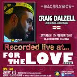 Bac2Basics @ Classic Grand, Glasgow 11.02.17 (Craig Dalzell Live Mix)