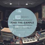 "SKNT presents ""FIND THE SAMPLE"" FRIGAGLIA'S PALACE vol 9"