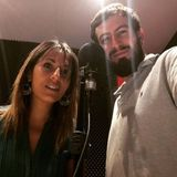 IO SPAZIO 11.02.2017 - ALESSANDRO PREZIOSI  - FABIO AVARO- SHARON SELENE - ANDREA DE ROSA