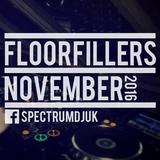 Floorfillers (House & Bass) - November 2016