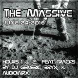 2016 06 24: The Massive