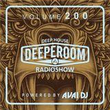 Deeperoom 200 / Deep House - Avai Dj