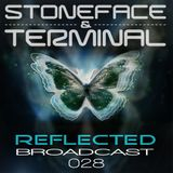 The DJ's Stoneface & Terminal Reflected Broadcast 28