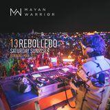 Rebolledo - Mayan Warrior - Burning Man - 2017