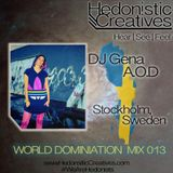 DJ Gena - Hedonistic Creatives Mix 013