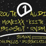 Monkixx (Route 1 Audio, UK) - Bass Blog Bulgaria Showcase #3 Guestmix