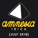 Amnesia Ibiza [July 2K18]