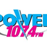 "DJ Smiley - Power 107.4FM WWHP West Palm Beach, Florida ""Power Mix"" as aired on Mar. 10th, 2017"