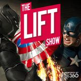 #TheLiftShow 5  - Marvel Vs DC Vs Christ who is winning?