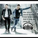 the simon titus show invites Gabriel & Castellon 5/6/2025 8pm til 9pm