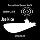GourmetBeats SubFM Oct 2018