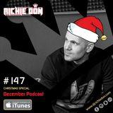 Richie Don Podcast #147 Dec 2018 | Xmas Special ADD @djrichiedon