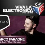 Viva la Electronica pres Marco Faraone (Moon Harbour)