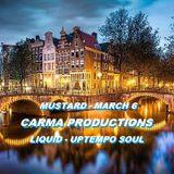 Carma Productions & MC Marxman - Mustard Radio - 6th of March 2015