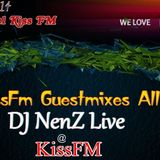 DJ NenZ @ Partydul KissFM Guestmixes All Night Long 5 iul 2014