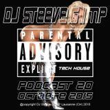 DJ Steeve.G.IMP Podcast 20 octobre 2015