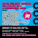 JAMIE  RICHARDSON - JOY @ MUSIQUARIUM LEEDS - 04/05/2014 - OLDSCHOOL HOUSE