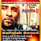 # 126 # DHCity rs ft Apollo j Sur Radio Fpp106.3fm PARIS le 05 10 16