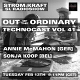 ^ Out Of The Ordinary ^ ( Radio Show STROMKRAFT TECHNOCAST VOL 41 )2018