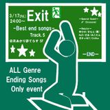 Live Record at EXIT -Best End Songs- Track 5