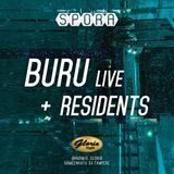 Dj Subsense - Livemix at Club Spora 1st December