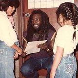 Freddie McGreggor - Hopi Land Reservation, AZ,  July 1984 SDB
