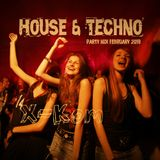 House & Techno Party Mix February 2018