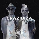 Crazibiza Radio Show 2017-01