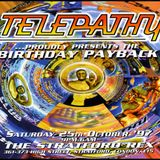 Mampi Swift w. Stevie Hyper D, Shabba D, Skibadee, Five-O, Navigator @ Telepathy B-Day Paybak 1997