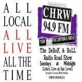 CHRW's DeRoK & RoLL Radio Road Show Ep 112 07/10/17