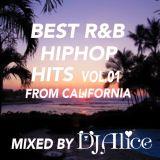2015 BEST R&B MIX #1 MIXED BY DJ Alice