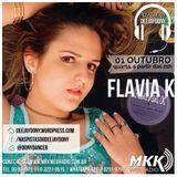 "Programa ""Nas Pistas Deejay Dony"" - Entrevista Flavia K -  01/10/2014"