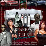 The Breakfast Club Studio Express 625 the early morning session