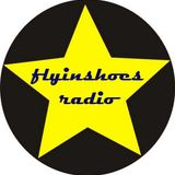 Flyinshoes Radio #8: The psychedelic service station with a smile