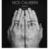 Ten Years Mix by Nick Calabrini